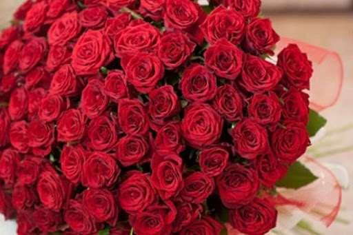 Заказ свежих роз у профильного сервиса