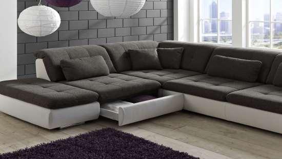 Почему стоит обратить внимание на угловые диваны?