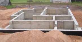 Строительство фундамента – выбор технологии