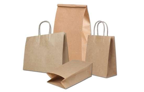 Крафт-пакеты — экологичность и дизайн