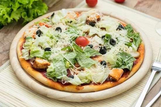 Заказ вкуснейшей пиццы в Мытищи
