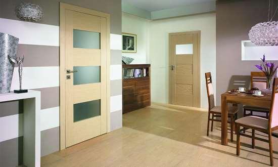 Оптимальные качества для межкомнатных дверей