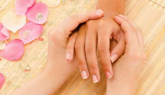Процедуры профессионального массажа рук