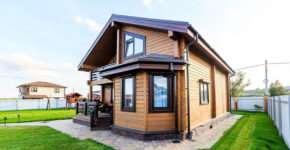 Строительство домов из клееного бруса спецами