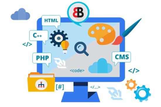 Разработка сайтов и порталов с дизайном