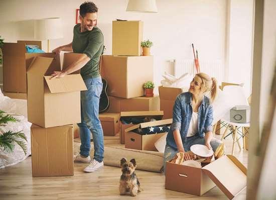 Проведение квартирного переезда специалистами