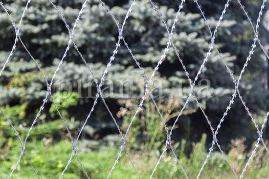 Сетка-Пиранья – надежная защита охраняемых объектов