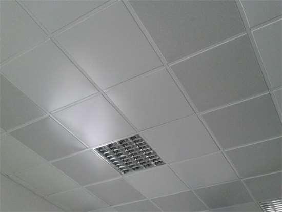 Лучшие характеристик и особенности плит для подвесного потолка