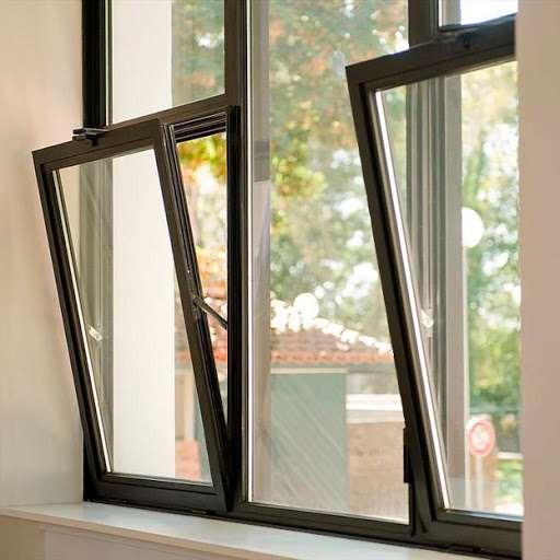 Трендовые и практичные алюминиевые окна