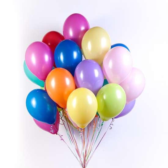 Воздушные шары различных типов в СПб