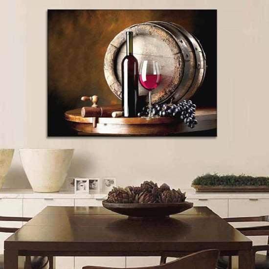 Картины на кухню различных видов