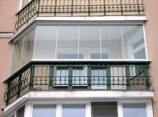Актуальные профили для балконов и лоджий