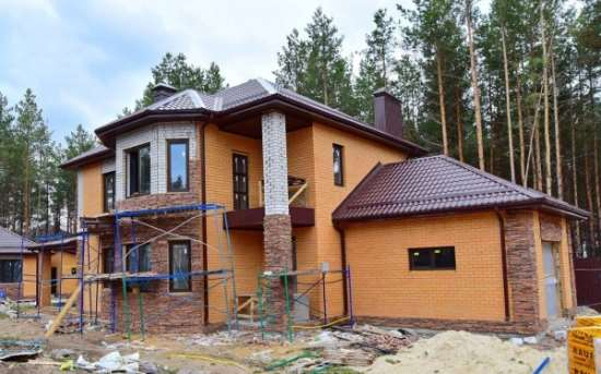 Строительство коттеджей в Смоленске и области