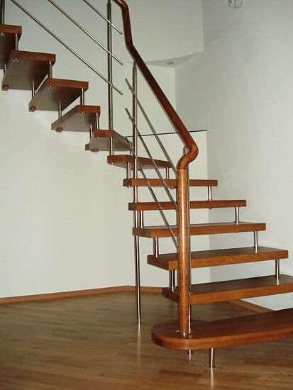 5фИзготовления лестниц из качественных натуральных материалов