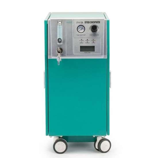 Технические возможности концентраторов кислорода для ИВЛ