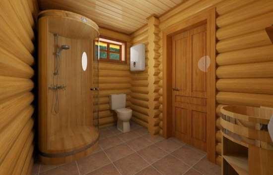 Требования для внутренней отделки бани
