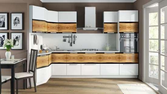 Востребованные стилистики кухонных гарнитур