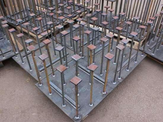 Особенности применения закладных деталей в железобетонных конструкциях