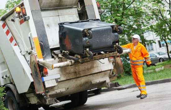 Особенности вывоза мусора в мегаполисах
