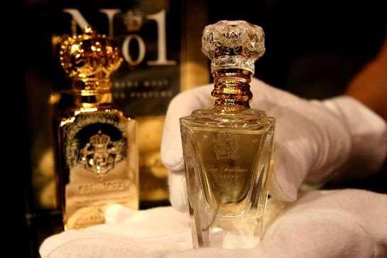 Распив высококачественной парфюмерии в России