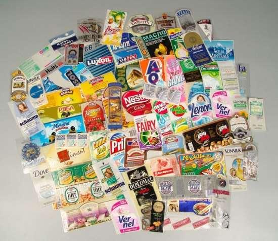 Стикеры, наклейки и этикетки наилучшего качества от компании КОПИРАЙТ