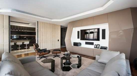 Принципы организации интерьера квартиры