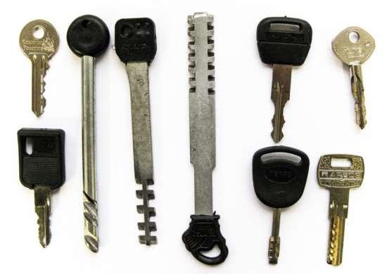 Оперативное изготовление дубликатов ключей