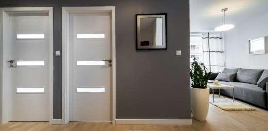 Дверные полотна из шпона: выгодные предложения