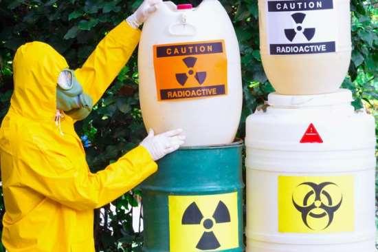 Определение точного класса токсичных отходов
