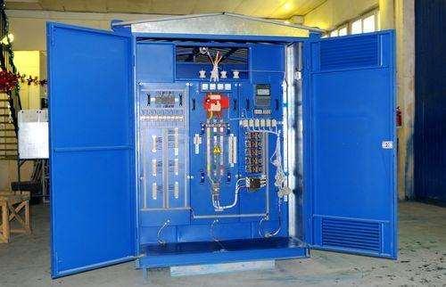 Условия применения киосковых трансформаторных подстанций