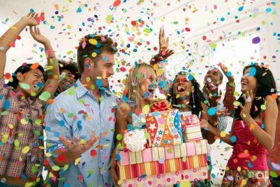 Принципы организации взрослого дня рождения