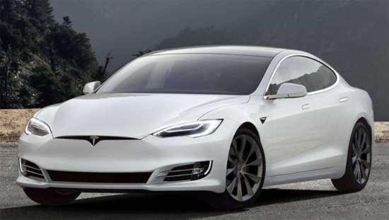 Автомобиль Tesla — технологическое чудо