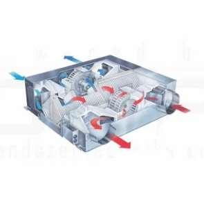 Особенности приточно -вытяжной установки с рекуперацией тепла