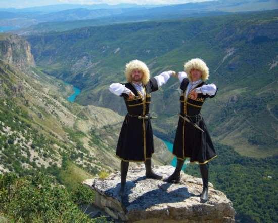 Увлекательная история Древнего Кавказа