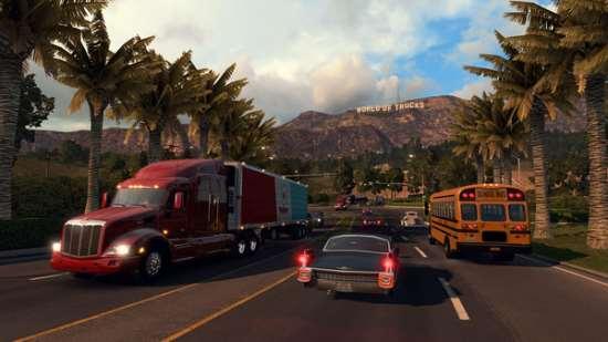 Полезная информация про American Truck Simulator