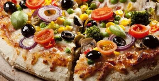 Может ли пицца быть полезной?