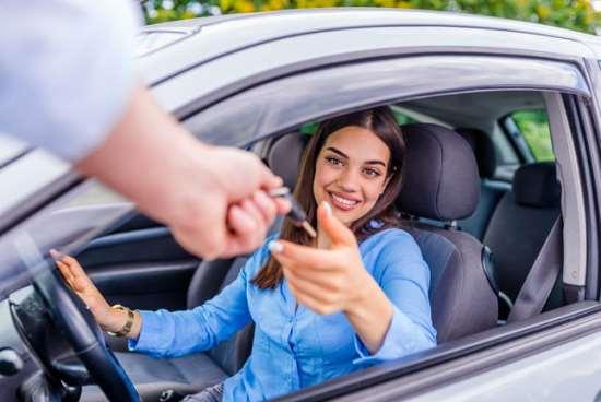 Цели использования услуг аренды авто