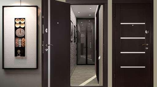 Надежные металлические двери для квартир