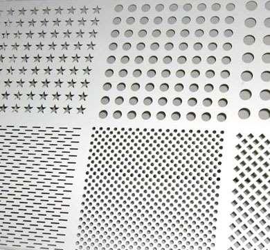Что такое перфорированный металлический лист и где его применяют