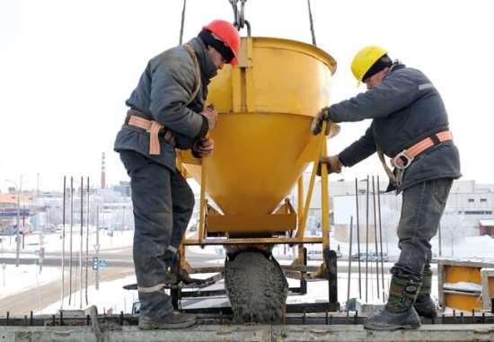 Оперативная доставка качественного бетона