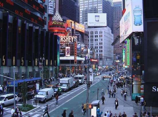 Отдых в Нью-Йорке: масса развлечений