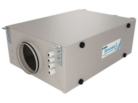 Функции приточной установки Breezart 550 Lux