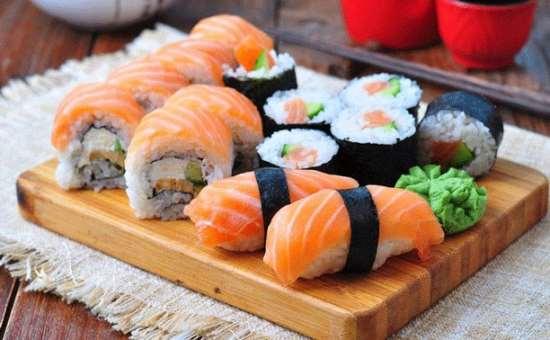 Суши: особенности и популярные разновидности