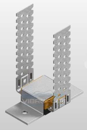 Профильные виброподвесы бренда «VIBROPLEX»