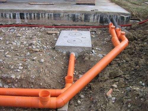 Особенности монтажа различных видов канализационных систем