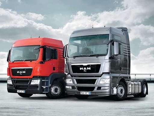 Отличительные черты грузовых автомобилей