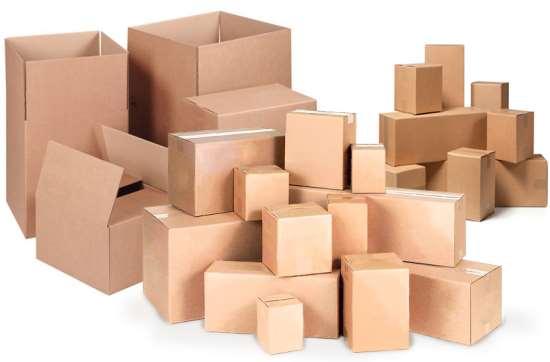 Картонные коробки — универсальность применения