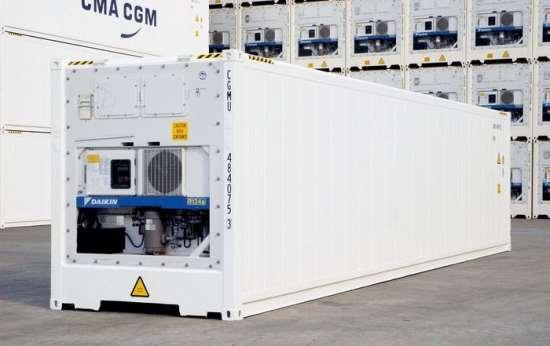 Рефрижераторный контейнер и его преимущества