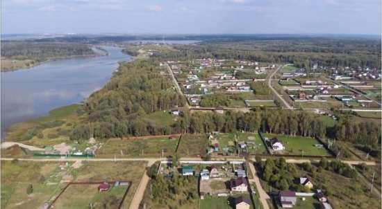 Земельный участок в поселке «Изумрудное Озеро»