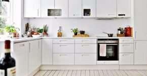 Отличительные черты скандинавских кухонь